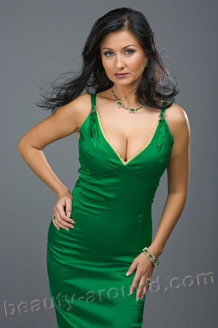 Gabriela Cristea  Romanian TV presenter