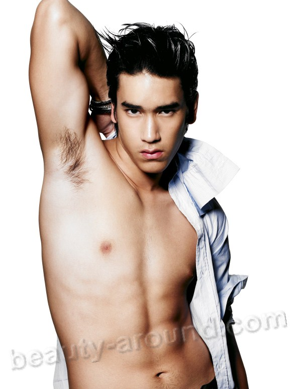Thai Actors Barry Nadech Kugimiya