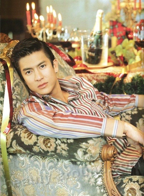 Handsome Thai Actors Tik Jesdaporn Pholdee