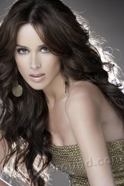 Beautiful Mexican Women Jacqueline Bracamontes