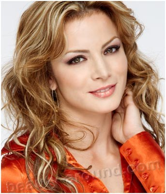 Beautiful Mexican Women Silvia Navarro