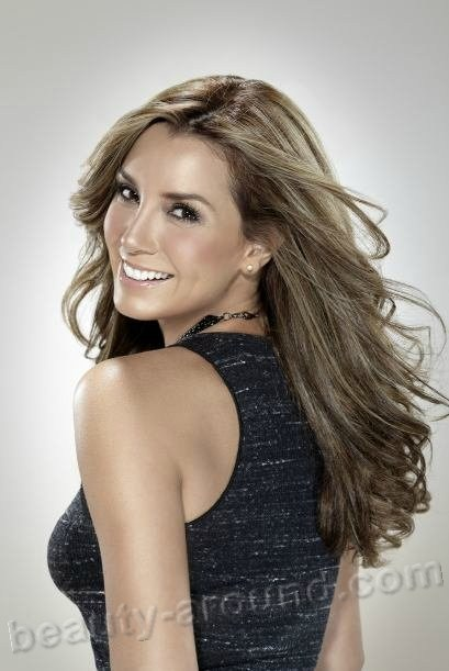Beautiful Mexican Women Elizabeth Gutierrez