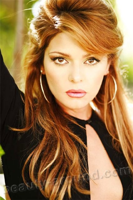 Beautiful Mexican Women Itati Cantoral