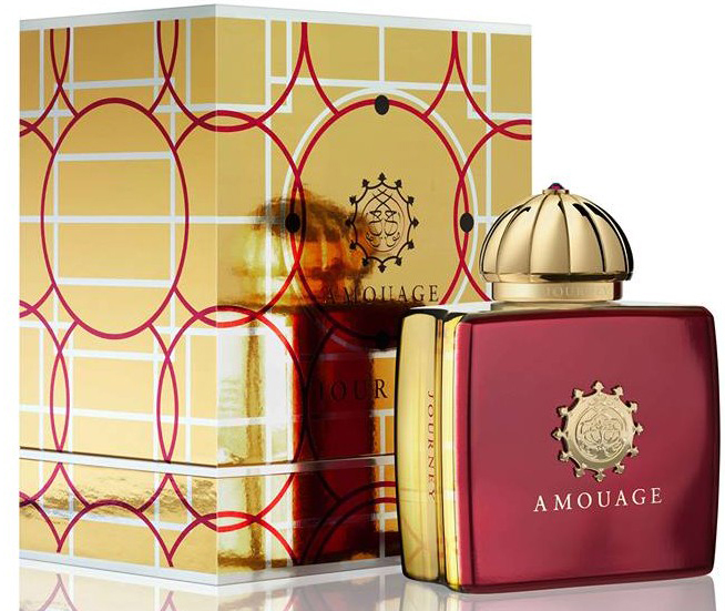 Amouage Journey  Best Winter Aromas