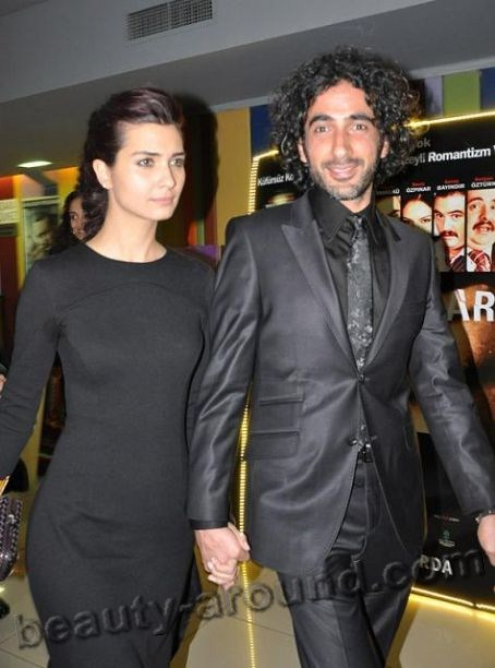 Tuba Büyüküstün / Tuba Buyukustun and Sami Saidan photo