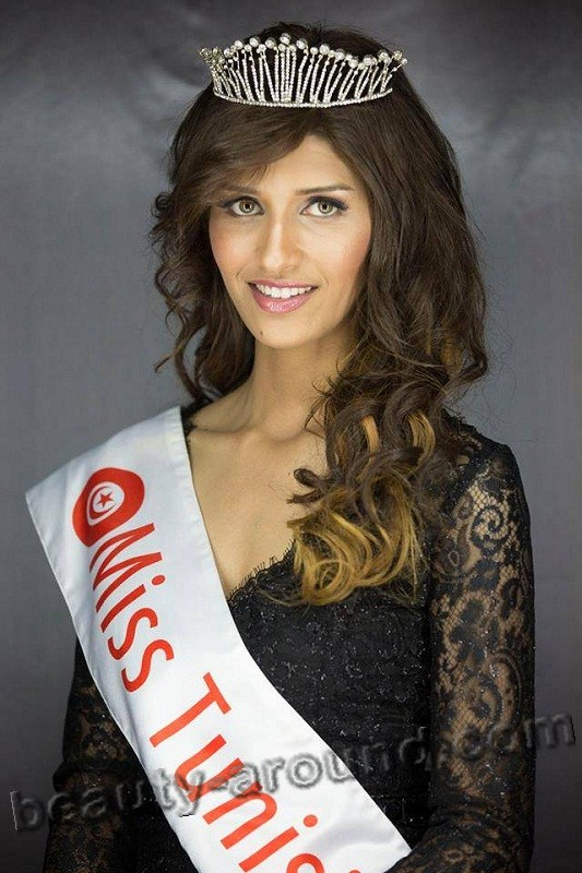 Hiba Telmoudi Miss World 2013 Tunisia photo