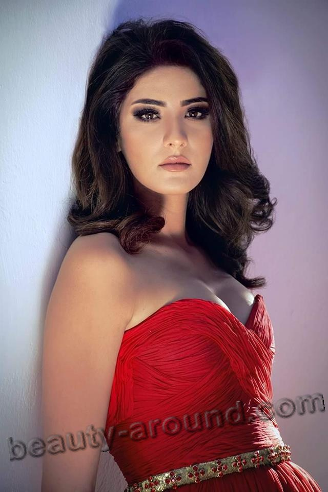 Maroua Heni Miss World Tunisia 2015 photo