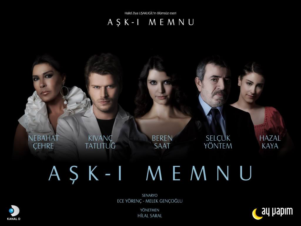 The Forbidden Love / Ask-I Memnu turkish series, content, photo, staring