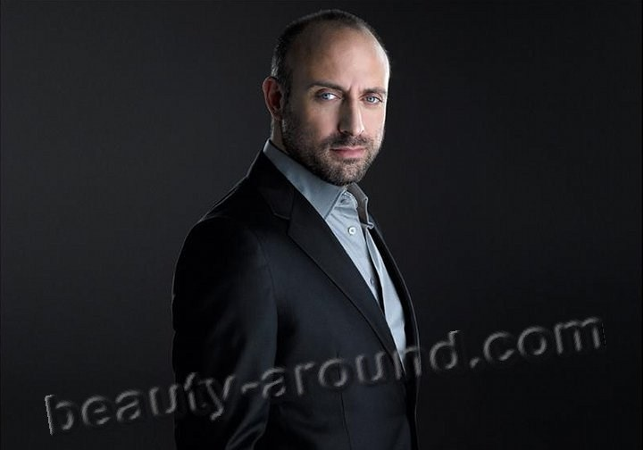Halit Ergentc handsome Turkish actor photo
