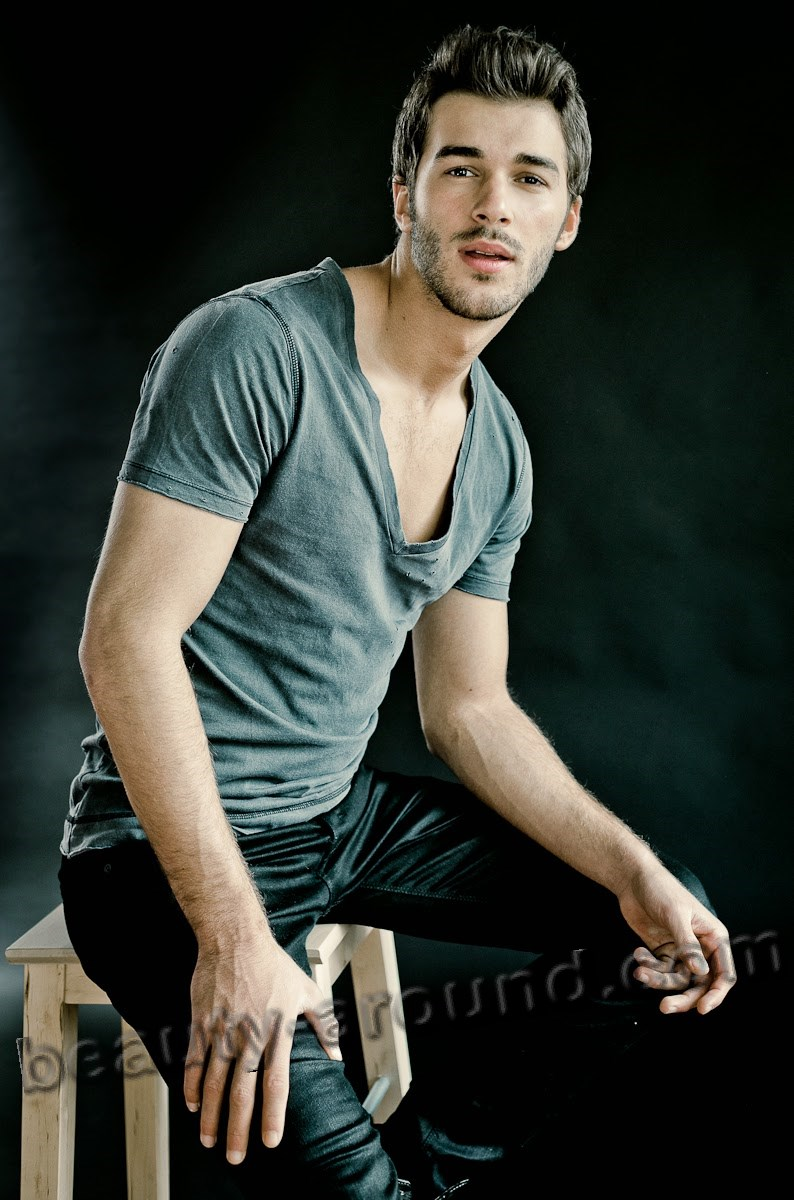 Yusuf Çim Best Model of Turkey 2011 photo