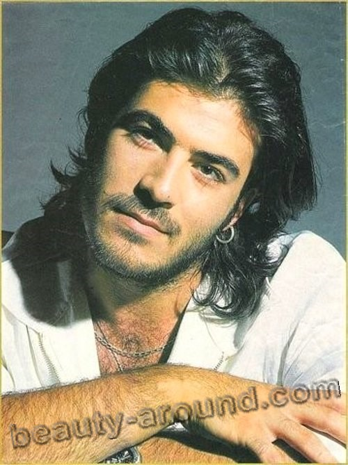 Kerim Tekin Turkish pop singer photo