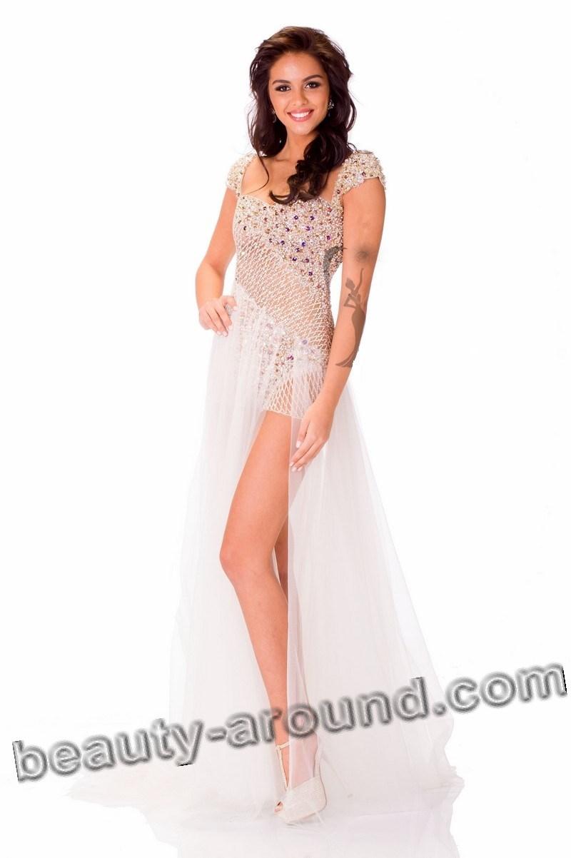 Беррин Кекликлер Мисс Вселенная Турции 2013 фото
