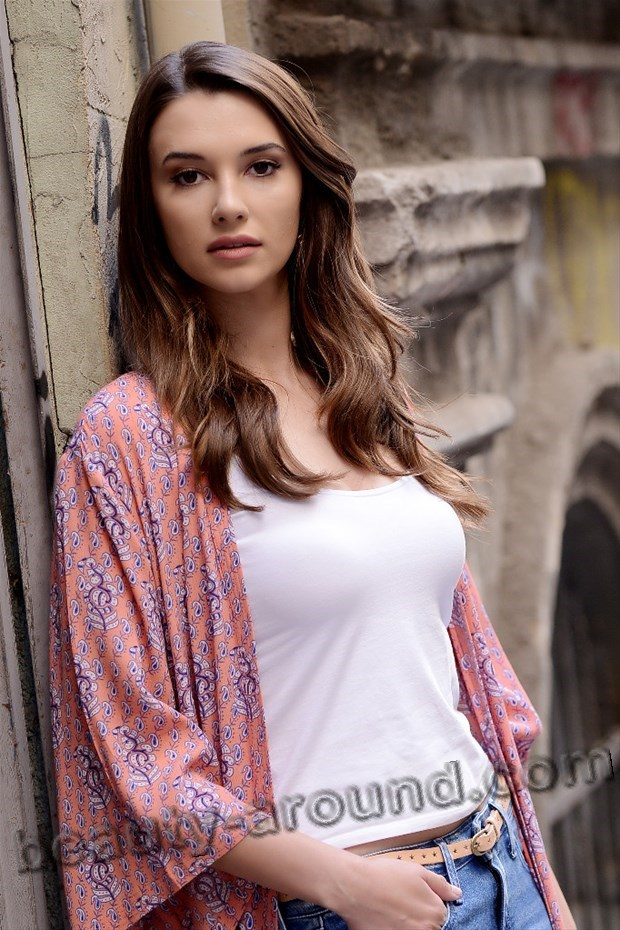 Leyla Lydia Tuğutlu Miss Turkey 2008 photo