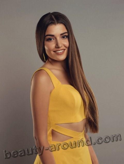 Ханде Эрчел турецкая актриса фото