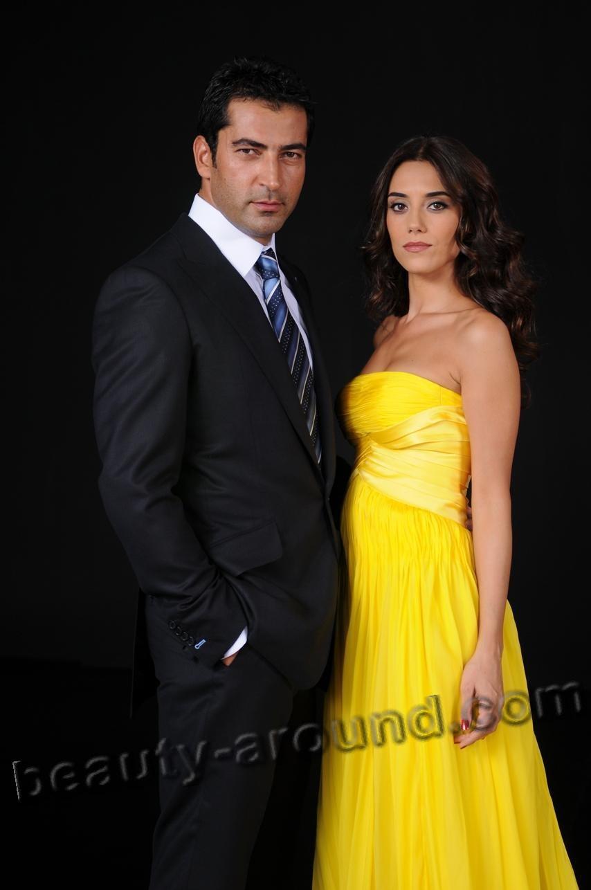 Супер турецкая пара Джансу Дере и Кенан Имирзалыоглу фото
