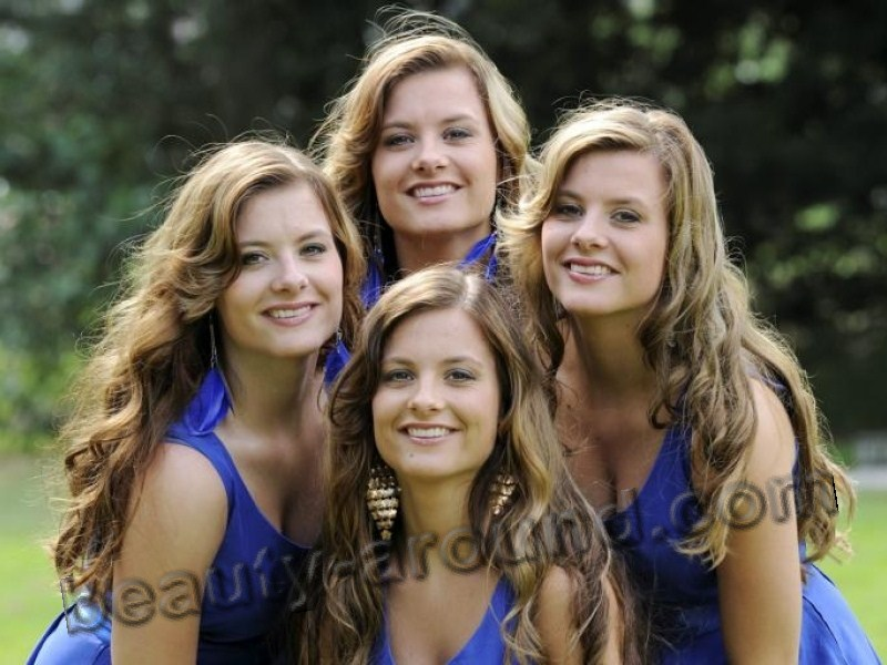 Beautiful Akse Quadruplets Photo
