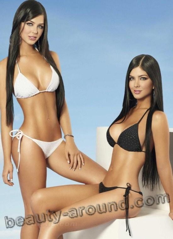 Самые красивые девушки близнецы, тройняшки и четверняшки ...: http://beauty-around.com/ru/tops/item/1556-most-beautiful-twins-triplets