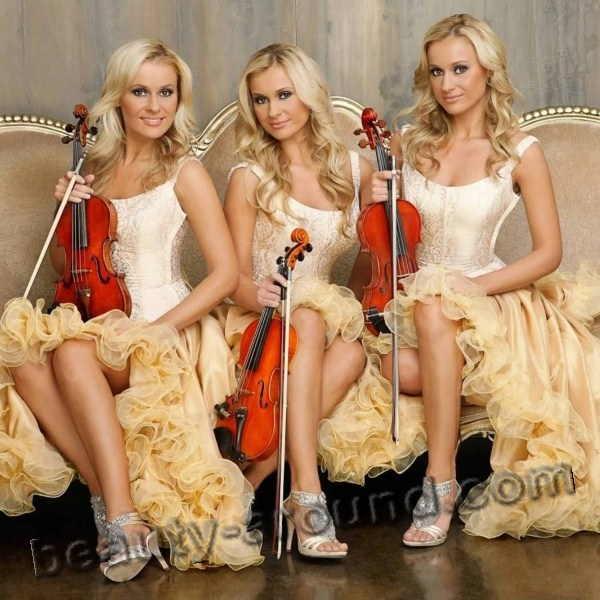 Most beautiful Alizma Triplets photo