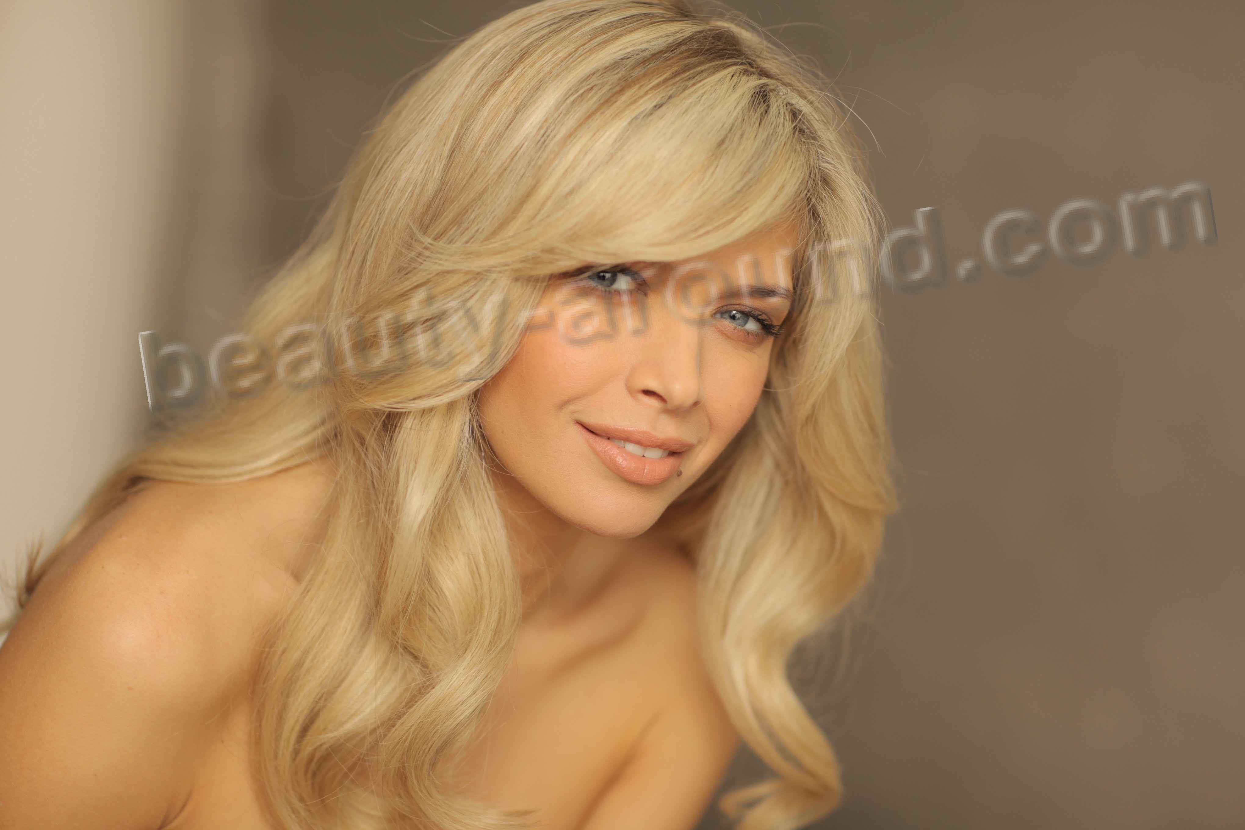 Women Net Blonde Russian
