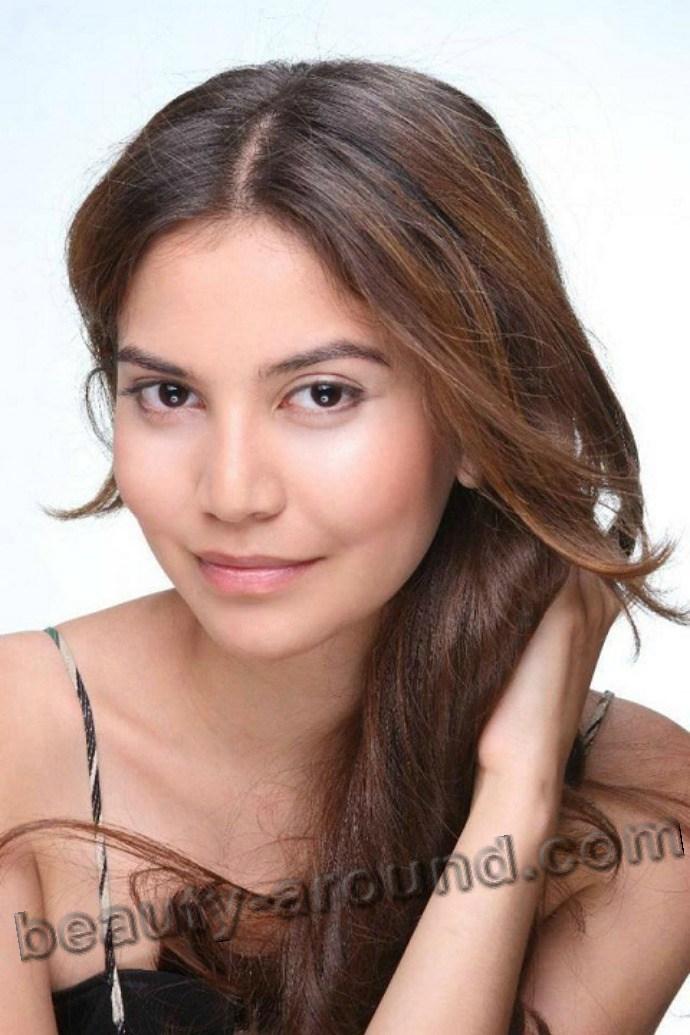 Rakhima Ganieva Miss Uzbekistan 2013 photo
