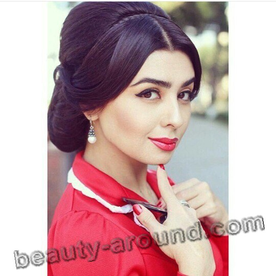 Uzbek girl Gulchehra Eshonkulova photo
