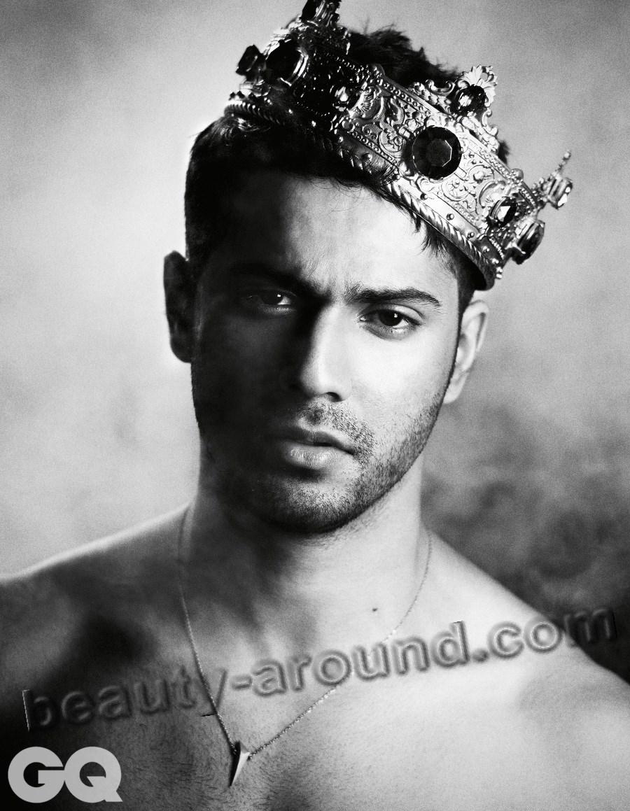 Varun Dhawan фото в журнале
