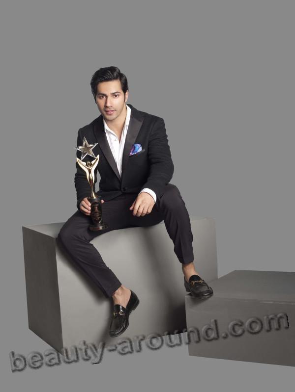 Varun Dhawan Самый лучший дебют Болливуда фото