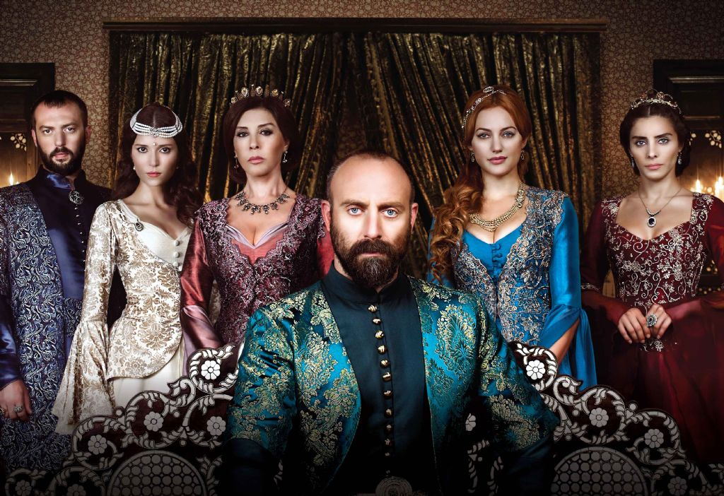 Magnificent Century is the best Turkish TV series