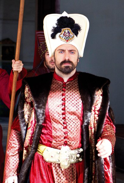 suleiman the magnificent halit ergenc