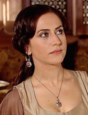 Gyulfem (Selenium Ozturk) series actress Magnificent Century