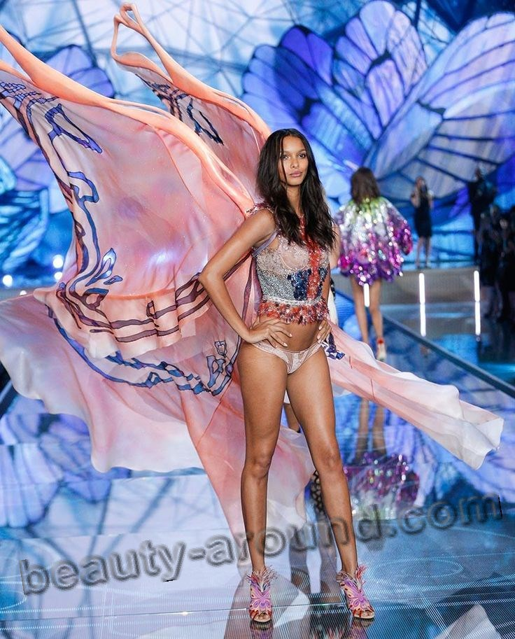 Lais Ribeiro Beautiful Victoria's Secret Angel photo