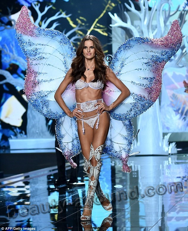 Izabel Goulart Most Beautiful Victoria's Secret Angel photo