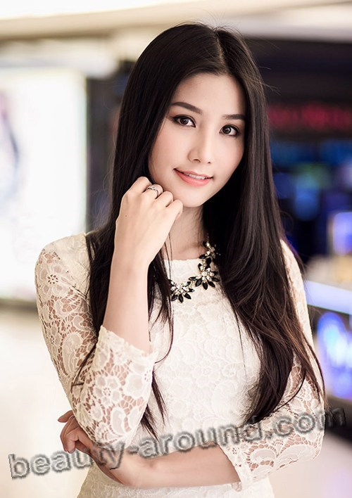 Beautiful Vietnamese women, Diem My Vietnamese actress