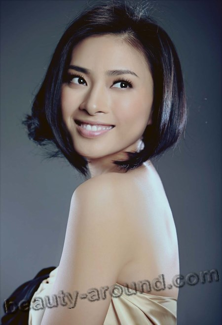 Beautiful Vietnamese women, Veronica Ngô Vietnamese actress, singer
