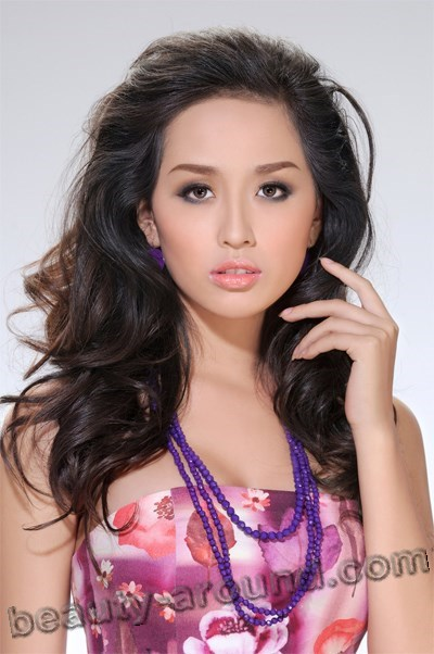 Beautiful Vietnamese women, >Mai Phuong Thuy Miss Vietnam 2006
