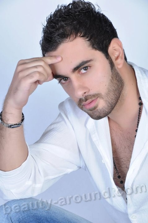 Lany Jaafar handsome arab men pictures