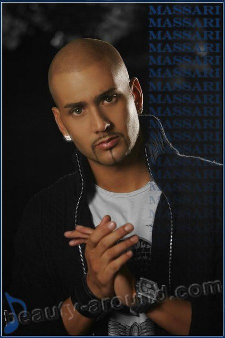 Massari handsome arab men pictures