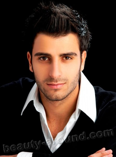 Toni Qattan oriental men photos