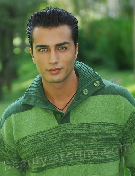 Farzan Athari oriental men photos