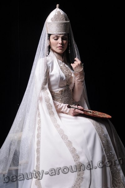 Caucasian bride Kabardian bride photo