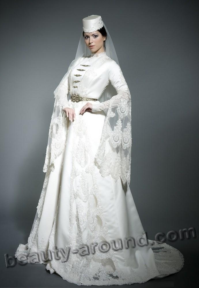 Армянские невесты платья
