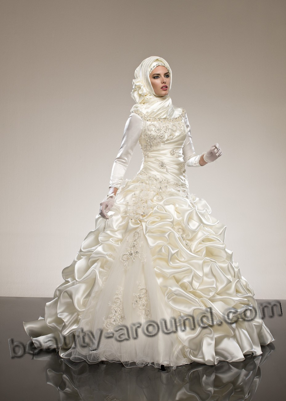 Most Beautiful Bride More 48