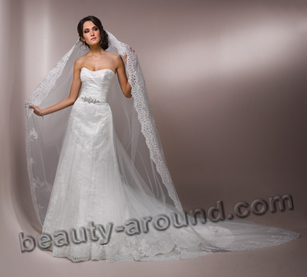 European bride dresses photo