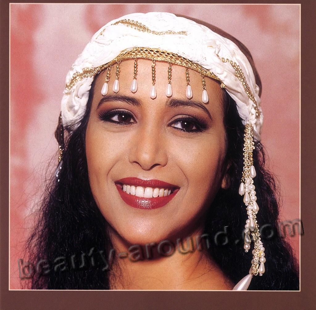 Офра Хаза израильская певица йеменка фото