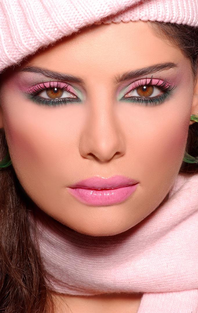Arabic makeup secrets