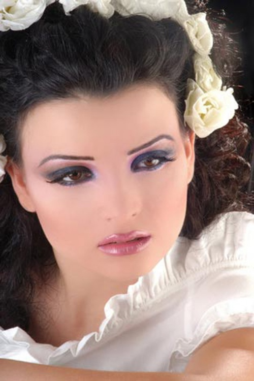 best Arabic makeup photos