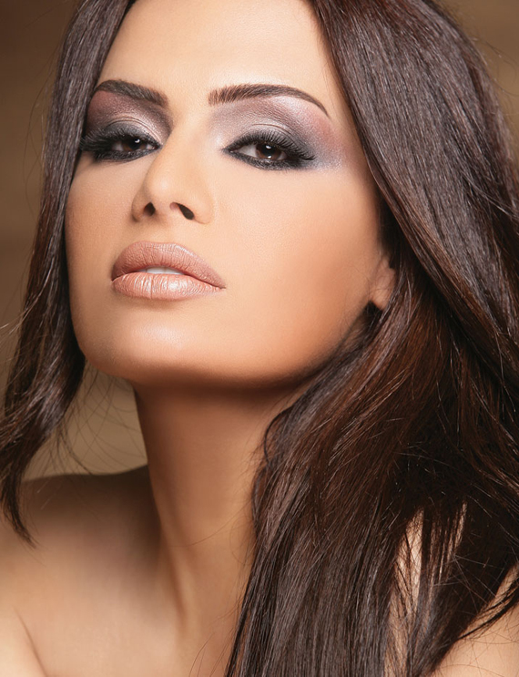 Arabic makeup photos
