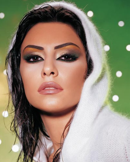 professional Arabic makeup photos
