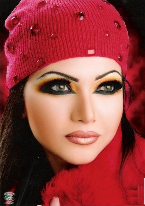 Arabic makeup images