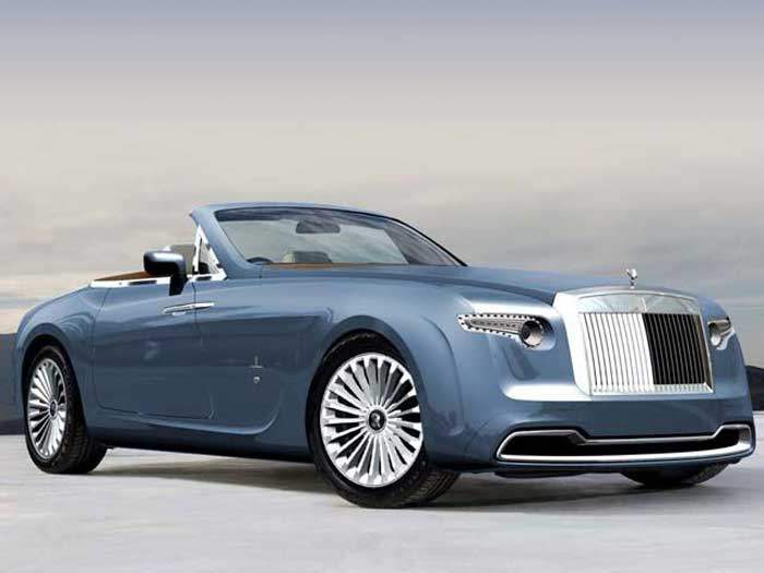 Rolls-Royce Hyperion Pininfarina photo most expensive cars in the world